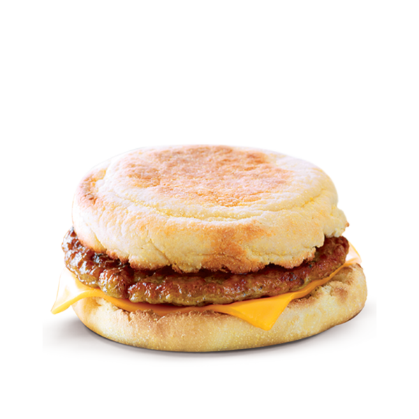 Chicken Sausage McMuffin