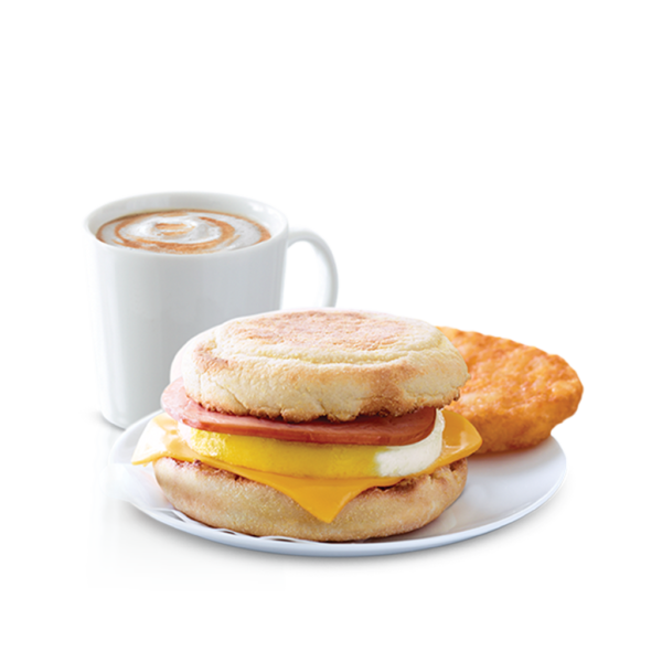 Egg McMuffin Meal