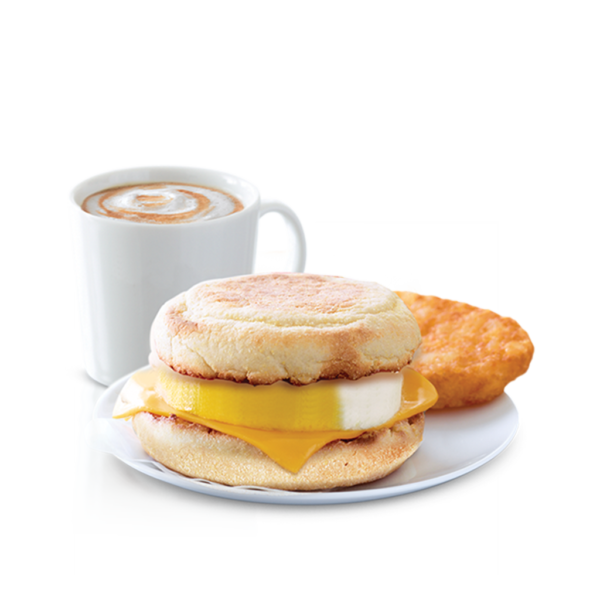 Egg & Cheese McMuffin Meal