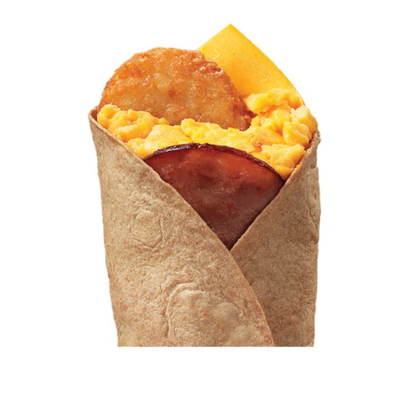 Egg N' Hashbrowns Wrap Meal