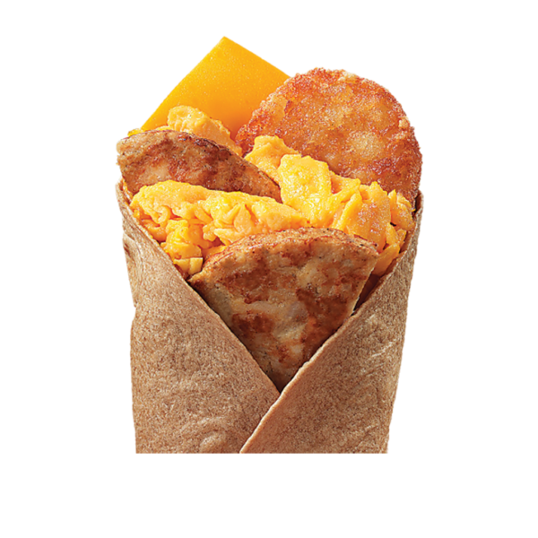 Egg N' Sausage Wrap Meal