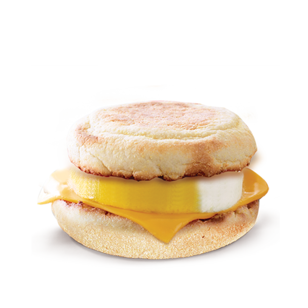 Egg and Cheese McMuffin